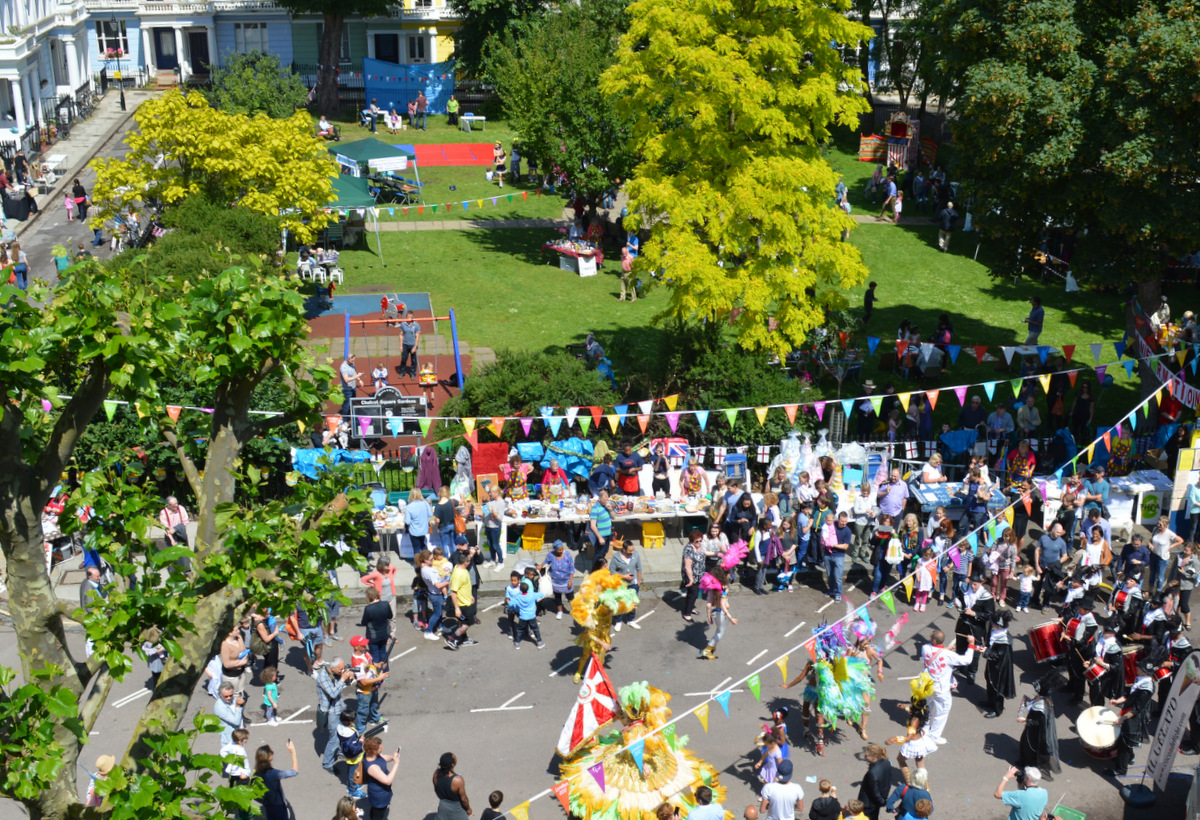 Primrose Hill Summer Fair 2017