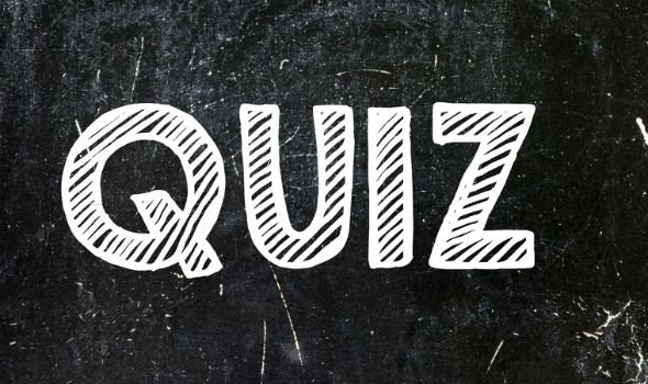 Top of the Hill Quiz