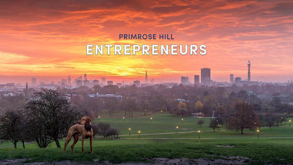 Primrose Hill Entrepreneurs Evening