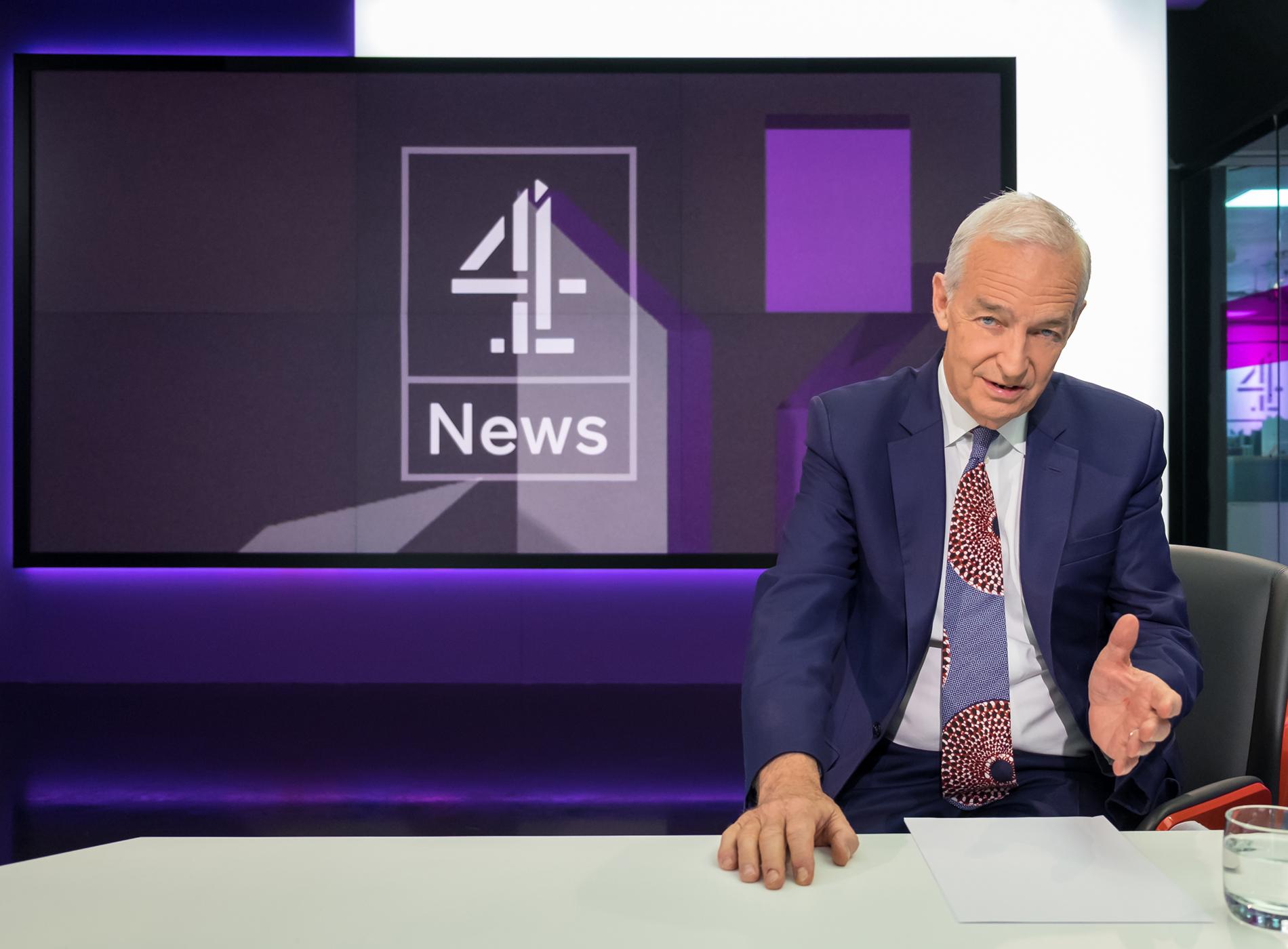 Getaway Gala – Channel 4 News Experience with Jon Snow – Primrose