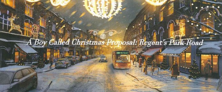"""A Boy Called Christmas"" film shoot public consultation"