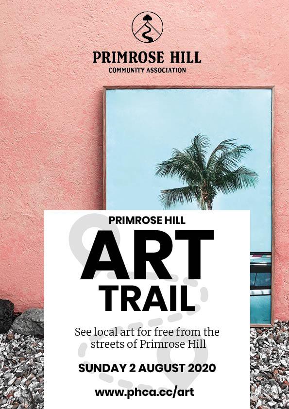 Primrose Hill Art Trail.