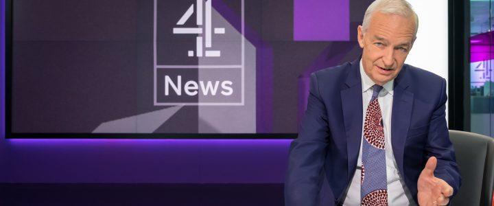 Getaway Gala  – Channel 4 News Experience with Jon Snow