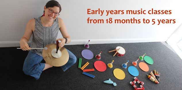 Music Classes with Helen