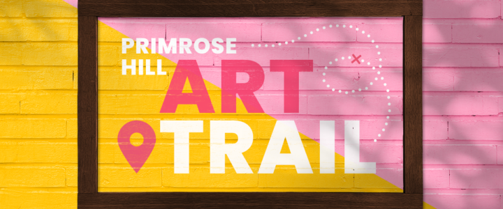 Primrose Hill Art Trail – 13 June 2021
