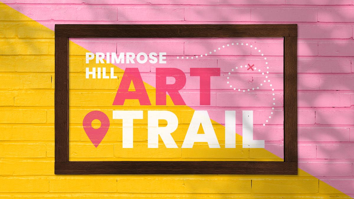Primrose Hill Art Trail 2021