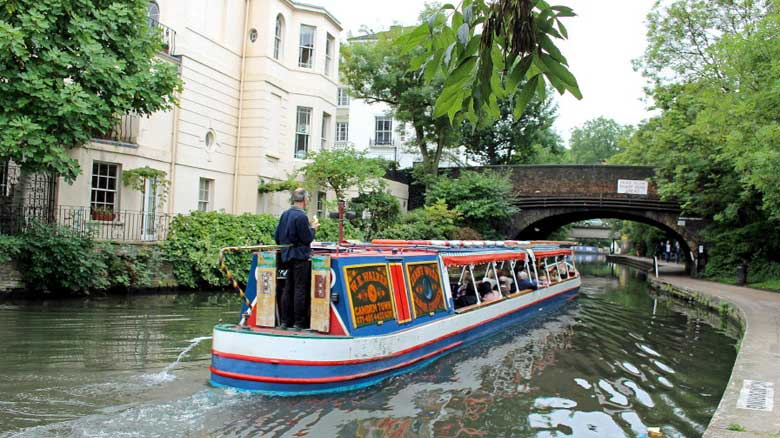 Regent's Canal Cruise