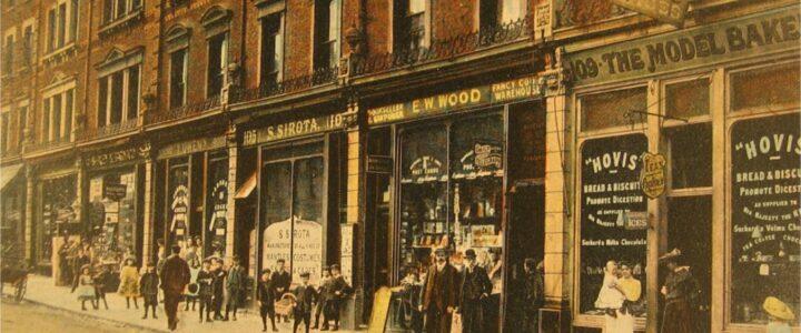 Primrose Hill Walks – Primrose Hill Shop History